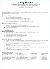 Good Resume Templates Fascinating Format Of Good Resume Best Professional Resume Formats Browse The
