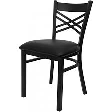 black metal dining chairs. Black Metal Dining Chairs L