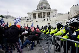 "IndieWire on Twitter: ""Pro-Trump Rioters Breach US Capitol Building in Unprecedented Attack on Rule of Law https://t.co/QA27RZTEWd… """