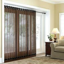 curtains for large sliding glass doors curtains rods for sliding glass doors large size of curtain