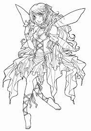 fairy color pages fairy color pages new fairy lineart by reyn celandine on deviantart