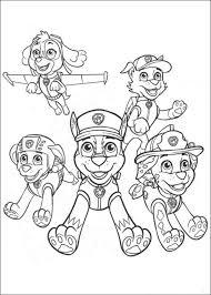 Kids N Fun 23 Kleurplaten Van Paw Patrol Paw Patrol Kleurplaat
