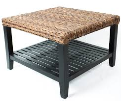 large size of furniture sample of square seagrass coffee table and have shelving under table