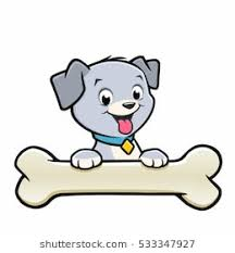 cute animated puppies. Beautiful Cute Vector Illustration Of A Cute Puppy With Bone For Design Element With Cute Animated Puppies Shutterstock