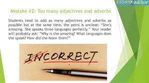 how to correct mistakes in your essay 5