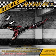 Decals Design For Raider 150 Raider 150 Fi Decals Venom