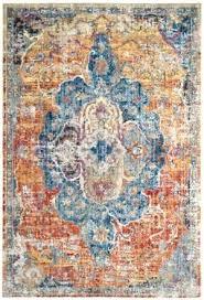 orange and blue area rugs blue orange rug blue orange area rug hillsby orange blue area