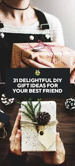 diy friend gift ideas