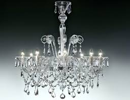 19th c casbah crystal chandelier large musethecollective