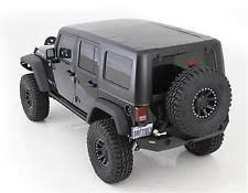 518701 hardtop 2 piece textured black jeep 07 17 wrangler jk 4door smittybilt