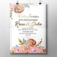 Wedding Cards Template Royal Wedding Invitation Template For Free Download On Pngtree