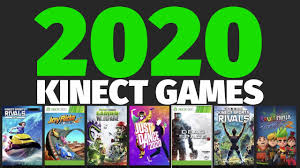 Xbox One Kinect Games Available in 2020 ...