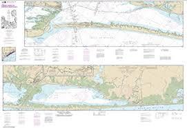 Amazon Com Noaa Chart 11319 Intracoastal Waterway Cedar