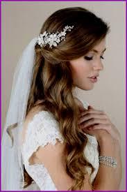 Coiffure Mariage Cheveux Lachés Sur Le Coté 344553 Belle
