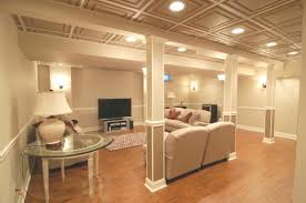 basement lighting ideas unfinished ceiling. Lighting For Living Room With Low Ceiling Unique Basement Ideas Flat Unfinished