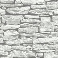 Arthouse Vip Marokkaanse Bakstenen Muur Effect Grijs Wit Behang Fruugo