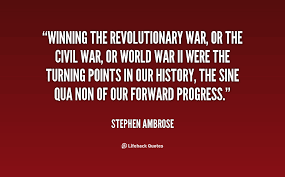 Revolutionary War Quotes Fascinating Quotes About The Civil War On QuotesTopics