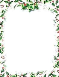 Free Border For Word Holiday Border Template Word Templates Free Document Puntogov Co