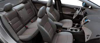 2017 chevrolet cruze sedan interior seating