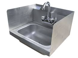 Wall Mount Stainless Hand Sink Hs 15s Cwp