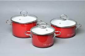 <b>Набор эмалированной посуды</b> №05 «Bon appetit» | Купить с ...