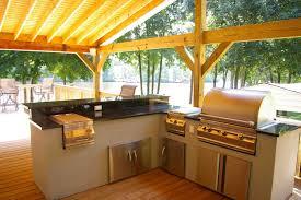 Patio Kitchen Patio Kitchen Ideas Cozy Open Air Kitchen Design Idea Interior