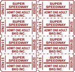 Perforated Raffle Ticket Sheets Tickets Sheet Printing Raffle Ticket Sheets Event Tickets Sheets