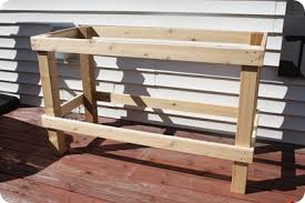 Ideas Rubbermaid Potting Bench  Potting Bench With Sink  Garden Plans For A Potting Bench