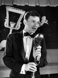 Image result for pictures of frank sinatra with fans and tommy dorsey man
