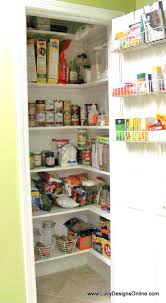 kitchen pantry from wire shelves to wood shelves makeover diy