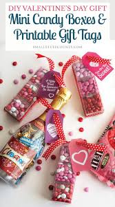 this diy valentine s day gift is so stinkin cute check out those adorable mini