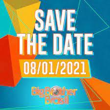 Big Brother Brasil': confira spoilers e veja a data em que você vai começar  a conhecer o 'BBB21'   BBB21