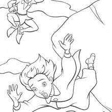 Small Picture Captain hook and the pirates coloring pages Hellokidscom