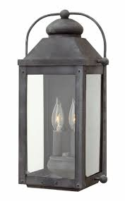 swimming pool farmhouse lighting fixtures. Hinkley Lighting Carries Many Aged Zinc Anchorage Lanterns Light Fixtures That Can Be Used To Enhance Swimming Pool Farmhouse M