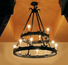 mediterranean style lighting. Iron Chandeliers In Mediterranean Style Lighting K