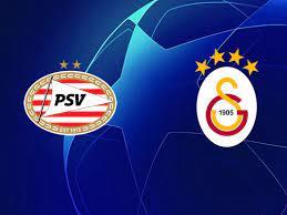 PSV Eindhoven - Galatasaray maçı ne zaman, saat kaçta, hangi kanalda?