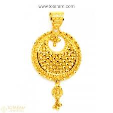 22k gold pendants gold jewelry