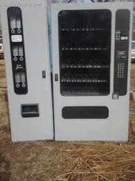 Used Combo Vending Machines For Sale Custom New Listing Httpwwwusedvendingi48FSIElectronicSnack