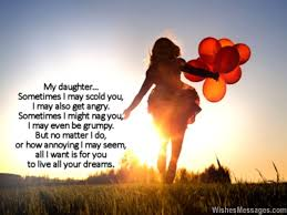 Happy Birthday Quotes For Daughter Simple Birthday Wishes For Daughter Quotes And Messages WishesMessages