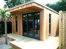 Backyard Office Shed Prefab Sensational Design Best Ideas About Home Uk P