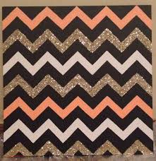 top result diy paint powder awesome chevron diy wall art canvas painters tape paint mod podge
