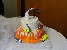 Fireman Grooms Cake Cakecentralcom
