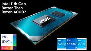 Intel 11th Gen Laptop Processors Vs Amd Ryzen 4000 Vs 10th Gen Intel