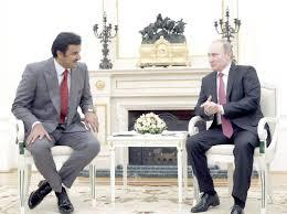 موسكو - أمير قطر يزور روسيا السبت