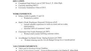 Harvard Resume Template Nursing Resumes And Samples Sample For High ...