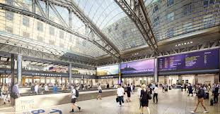 cuomo s vision for revamped penn station new home for amtrak and l i r r the new york times