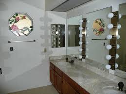 bathroom makeup lighting. lighting 1980s bathroom phoenix homes design through the decades makeup o