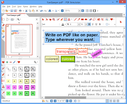 how it works pdf annotator type comments on pdf