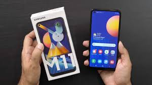 Samsung Galaxy M11 Unboxing & Overview ...