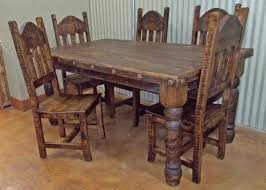 rustic dining chairs home design ideas the inspiration for table set designs 13
